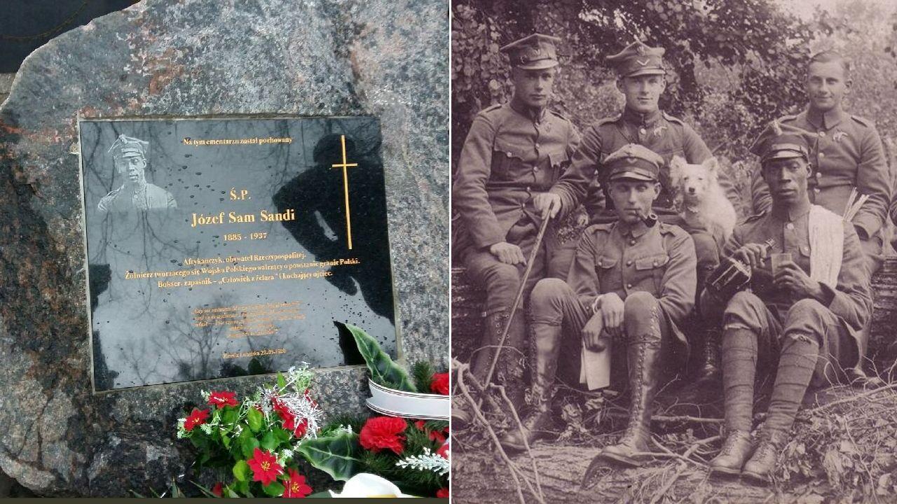 Józef Sam Sandi brał udział w wojnie polsko-bolszewickiej, a wcześniej był uczestnikiem powstania wielkopolskiego (fot. TT/Avanti Ultras)