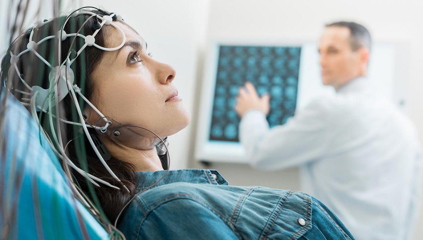 Zespół z University of Virginia (USA) opracował sposób otwierania skupionymi ultradźwiękami tzw. bariery krew-mózg  (fot. Shutterstock/YAKOBCHUK VIACHESLAV)