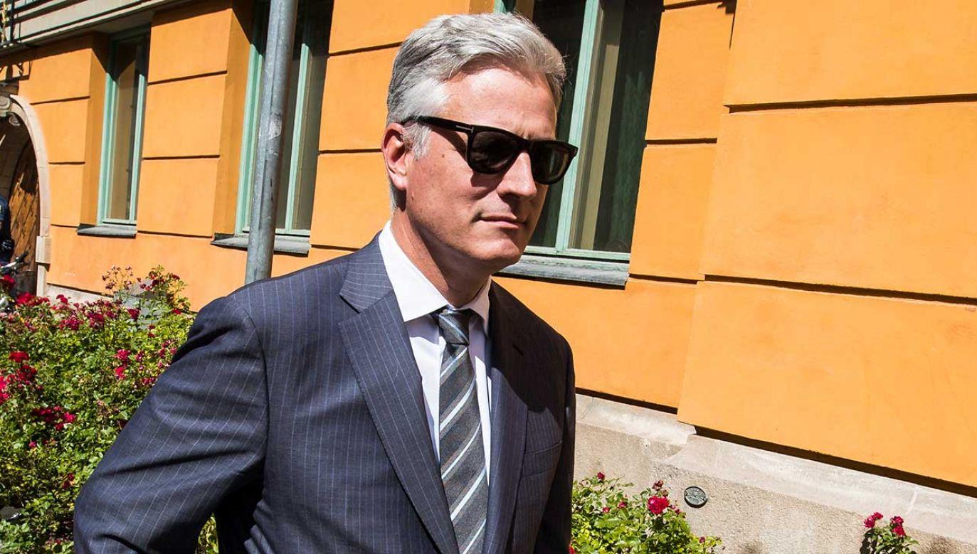 O'Briena popiera szef amerykańskiej dyplomacji Mike Pompeo (fot. Michael Campanella/Getty Images)