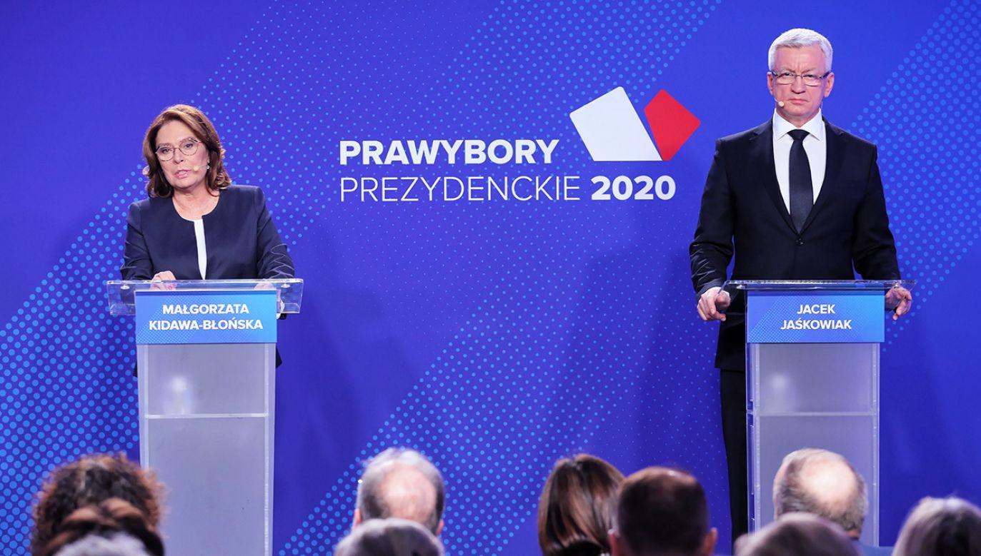 To właśnie prezydent Poznania zyskuje na ogólnym nastroju zniechęcenia wśród członków, a przede wszystkim sympatyków Platformy (fot. PAP/Paweł Supernak)