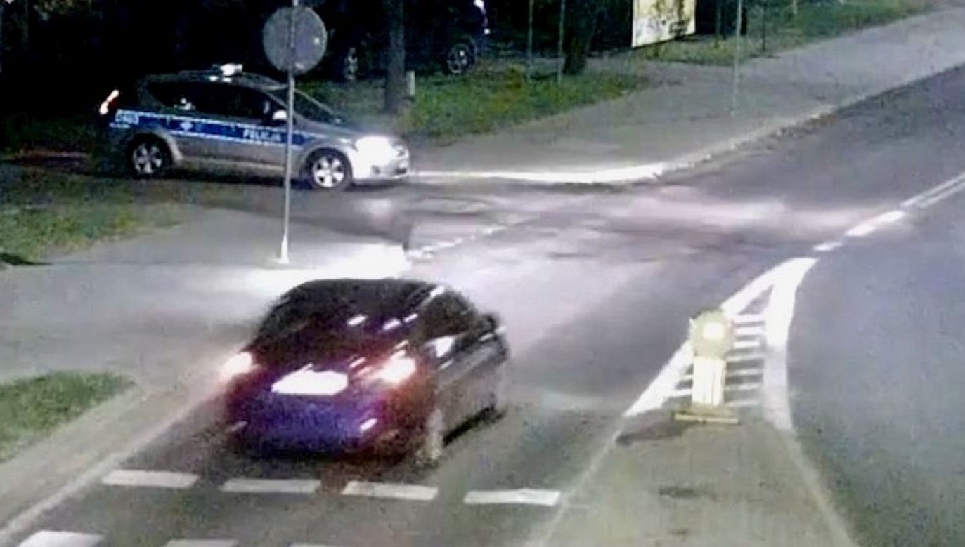 Kobieta miała ponad promil alkoholu w organizmie (fot. policja.pl)