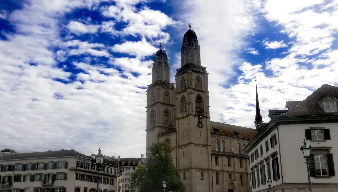 Miasto jest gospodarczym i finansowym sercem kraju (fot. Agnieszka Wasztyl)