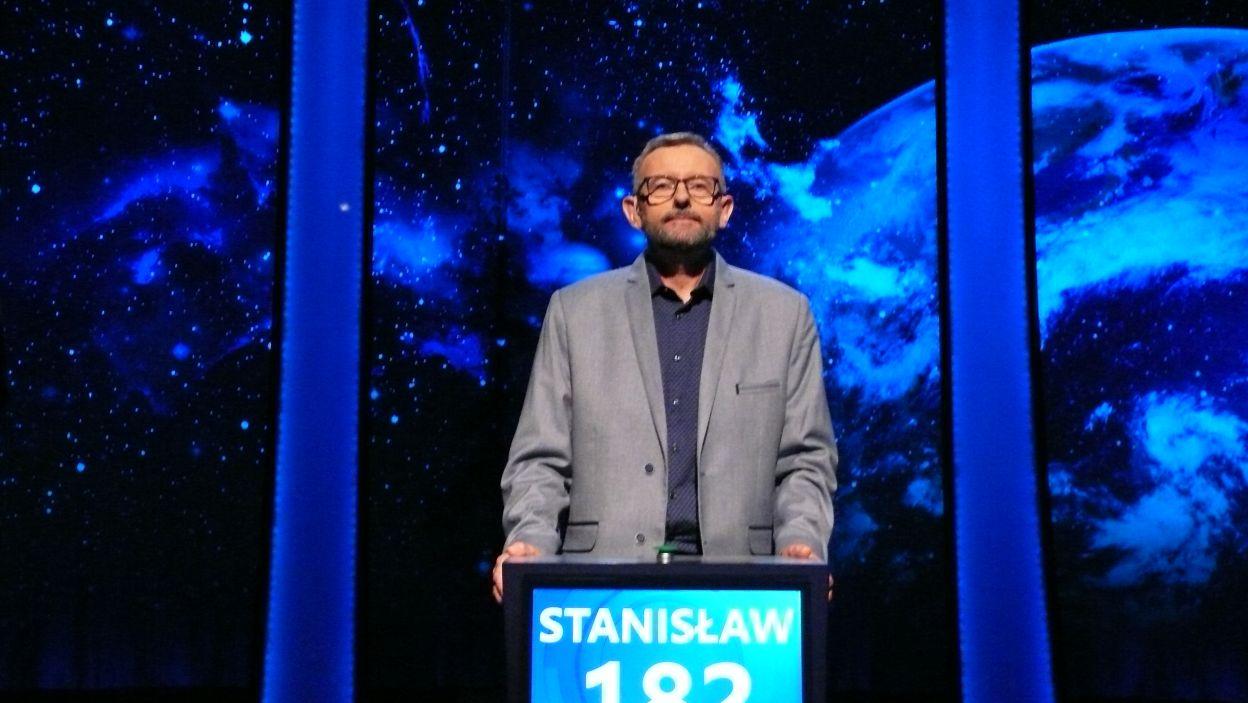 Stanisław Wójcik - zwycięzca 12 odcinka 115 edycji