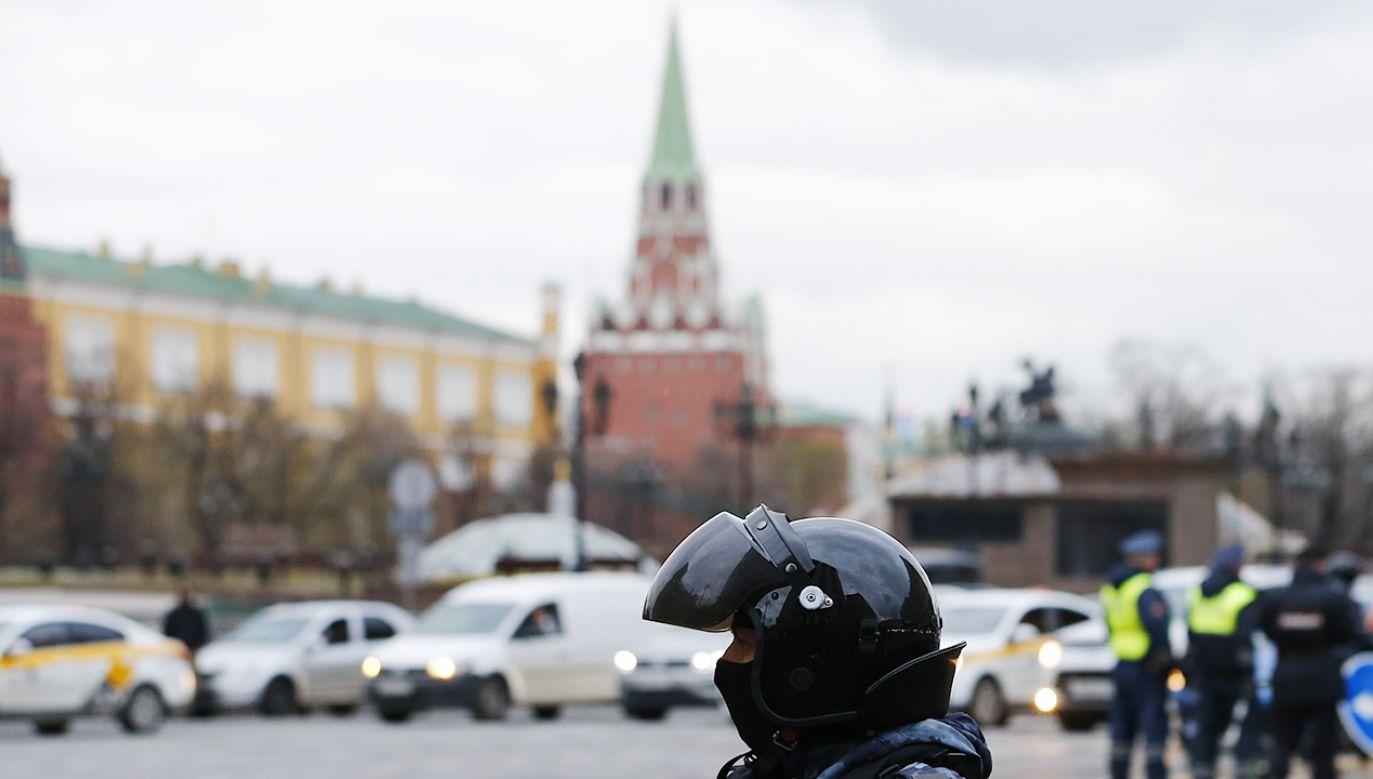 Rosja odpowiada Czechom (fot. Sefa Karacan/Anadolu Agency via Getty Images)