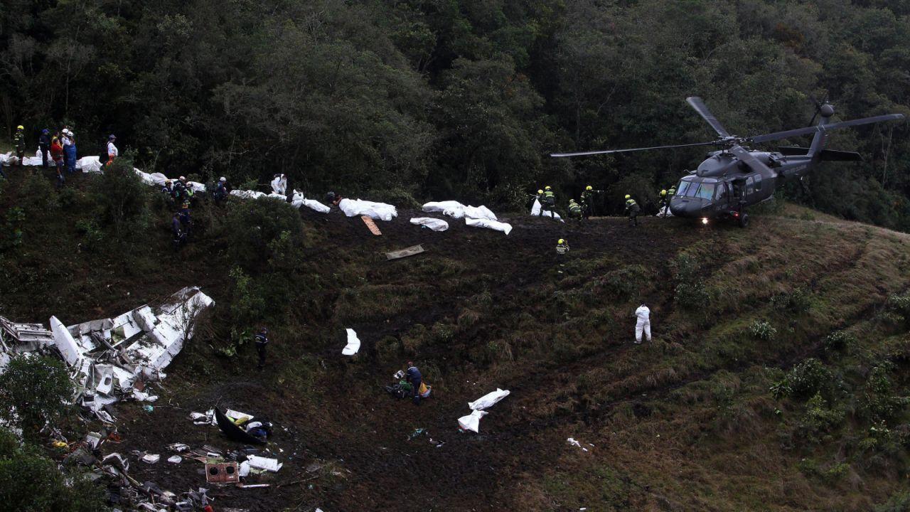 Błędy zdecydowały o katastrofie samolotu (fot. PAP/EPA/LUIS EDUARDO NORIEGA)