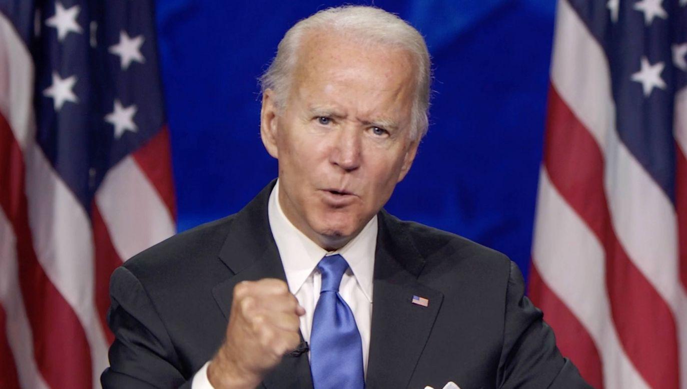 Joe Biden (fot. PAP/EPA)