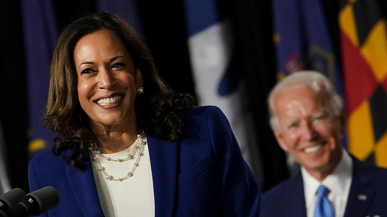 Decydujący głos w Senacie może należeć do Kamali Harris (fot. Toni L. Sandys/The Washington Post via Getty Images)