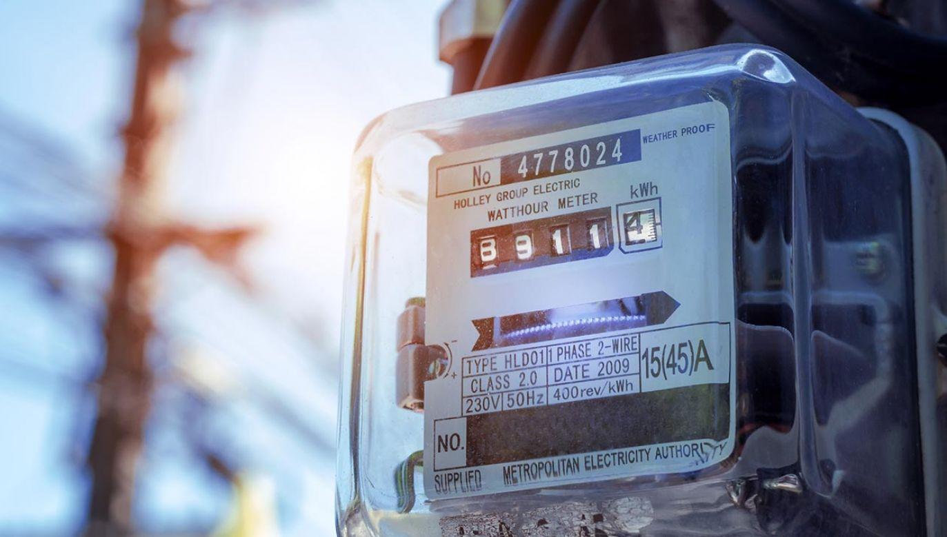 Czekają nas podwyżki energii (fot. Shutterstock/Sunshine Studio)