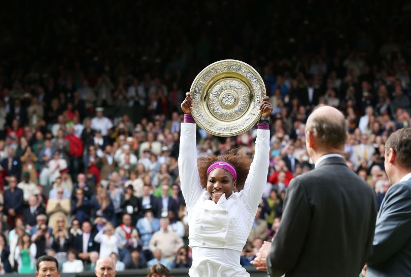 Serena Williams (fot. Getty Images)
