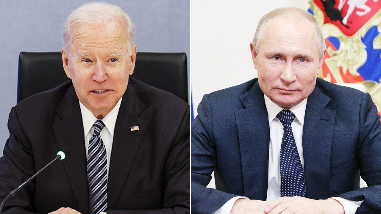 """Niedawno Biden nazywał Putina """"zabójcą"""". Co przyniesie spotkanie prezydentów USA i Rosji? (fot. PAP/EPA)"""