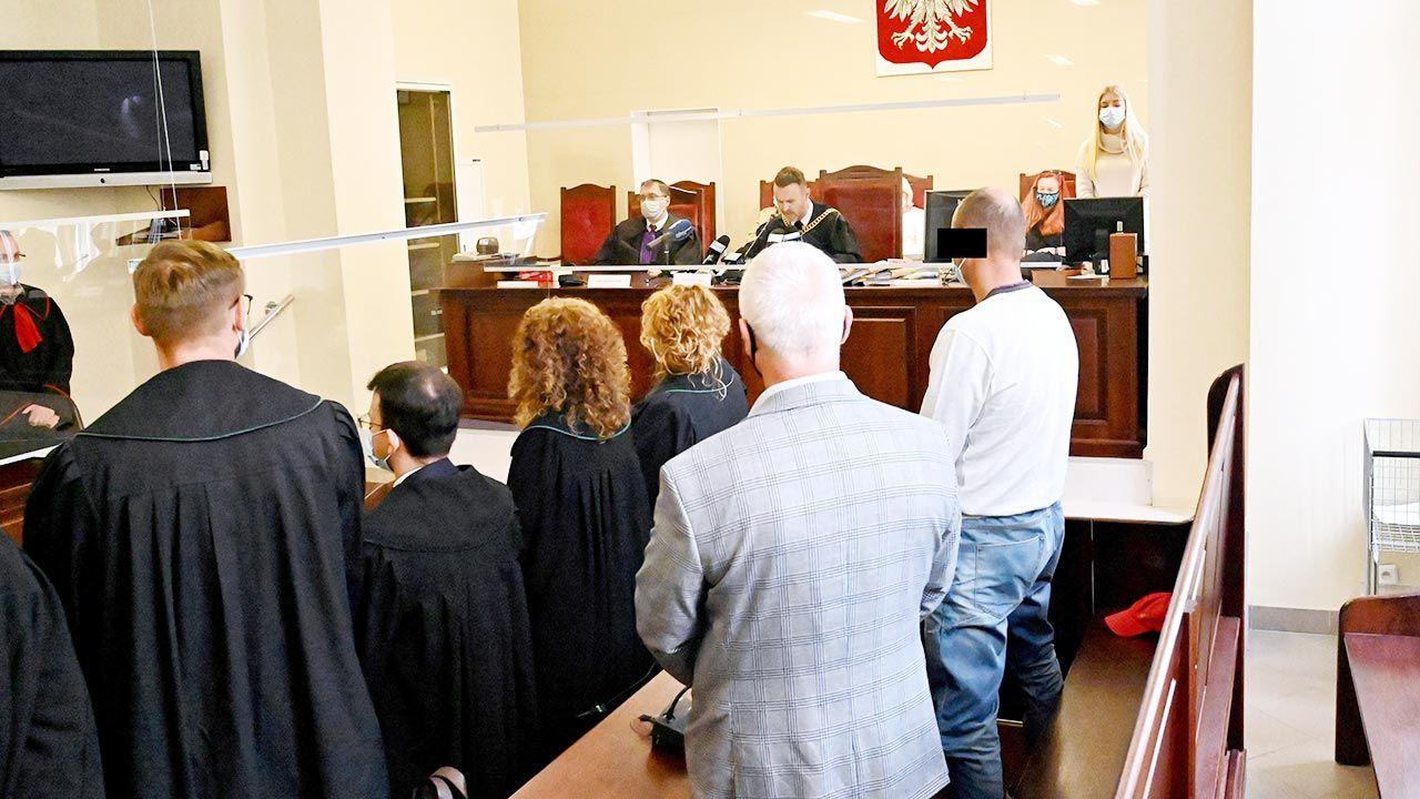 Do zbrodni miało dojść w 2002 roku (fot. PAP/Marcin Bielecki)