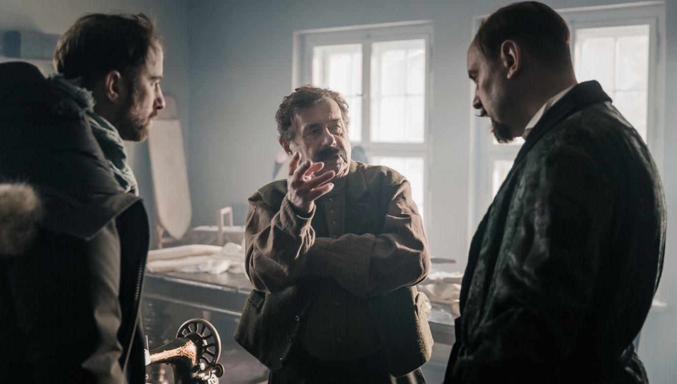 Film Filipa Bajona to inspirowana prawdziwymi wydarzeniami historia splątanych losów Polaków, Kaszubów i Niemców  (fot. arch. TVP)