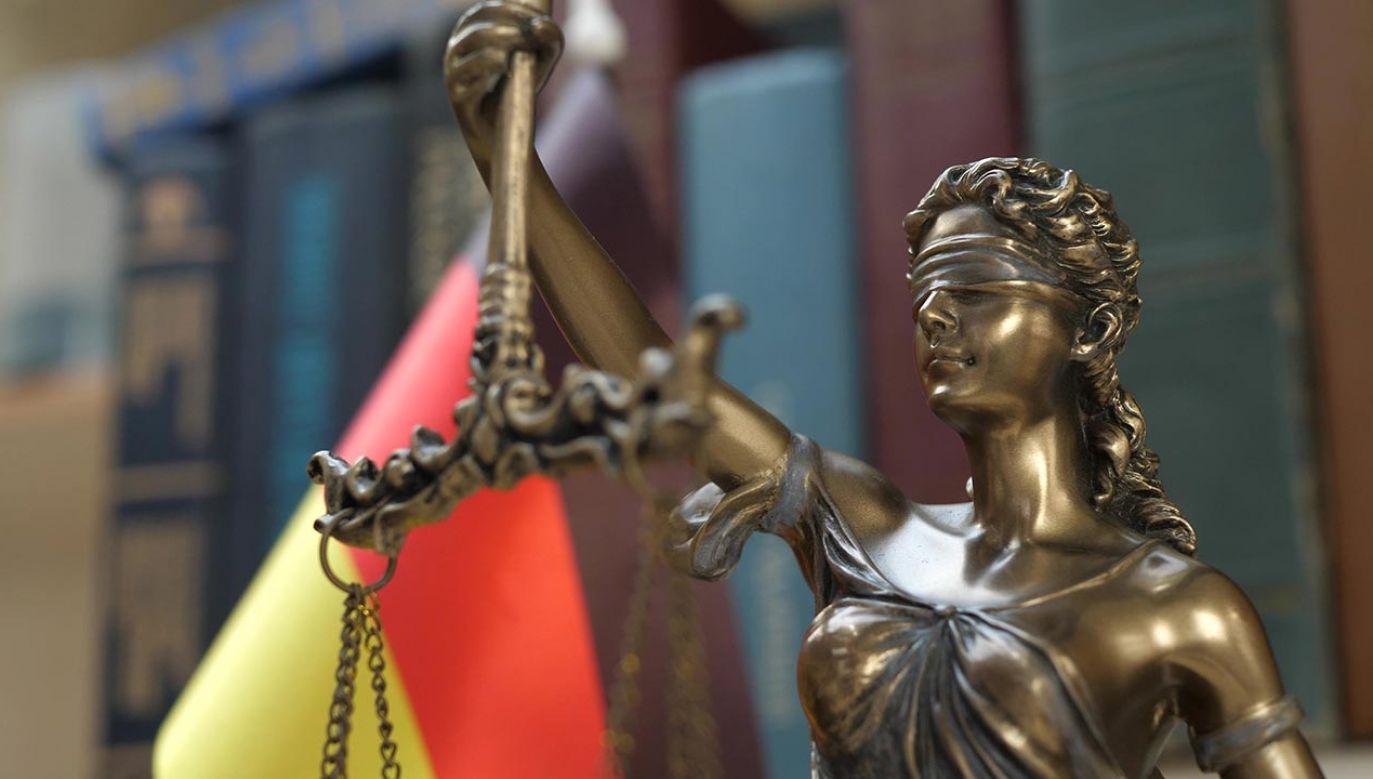 Jak wybierani są sędziowie w Niemczech? Przez polityków (fot. Shutterstock/An Mazhor)