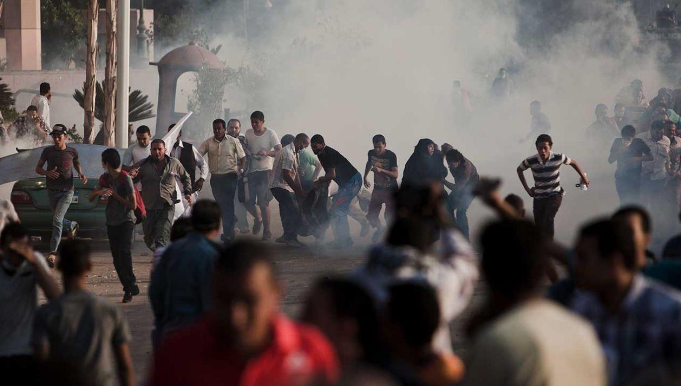 Katastrofa Arabskiej Wiosny doprowadziła do renesansu realizmu (fot. Ed Giles/Getty Images)