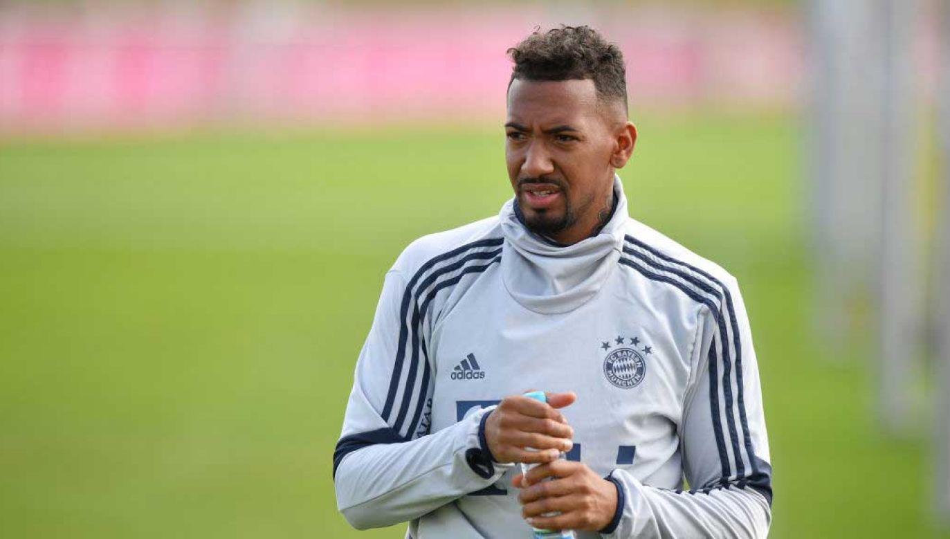 Jerome Boateng nie jest już zawodnikiem Bayernu Monachium (fot. S. Widmann/Getty Images for FC Bayern)