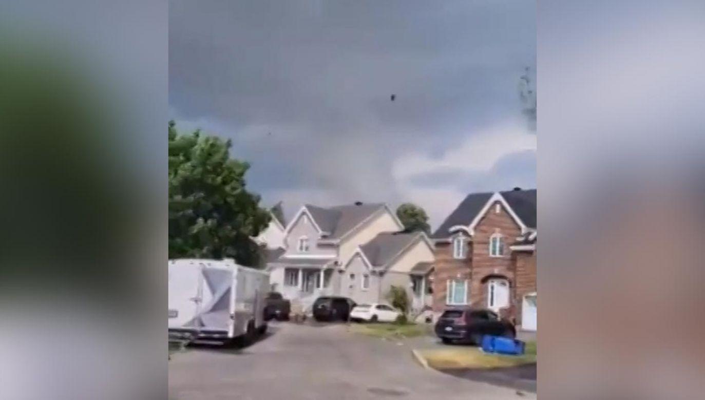 Tornado w Mascouche (fot. EBU / Martin Dura)