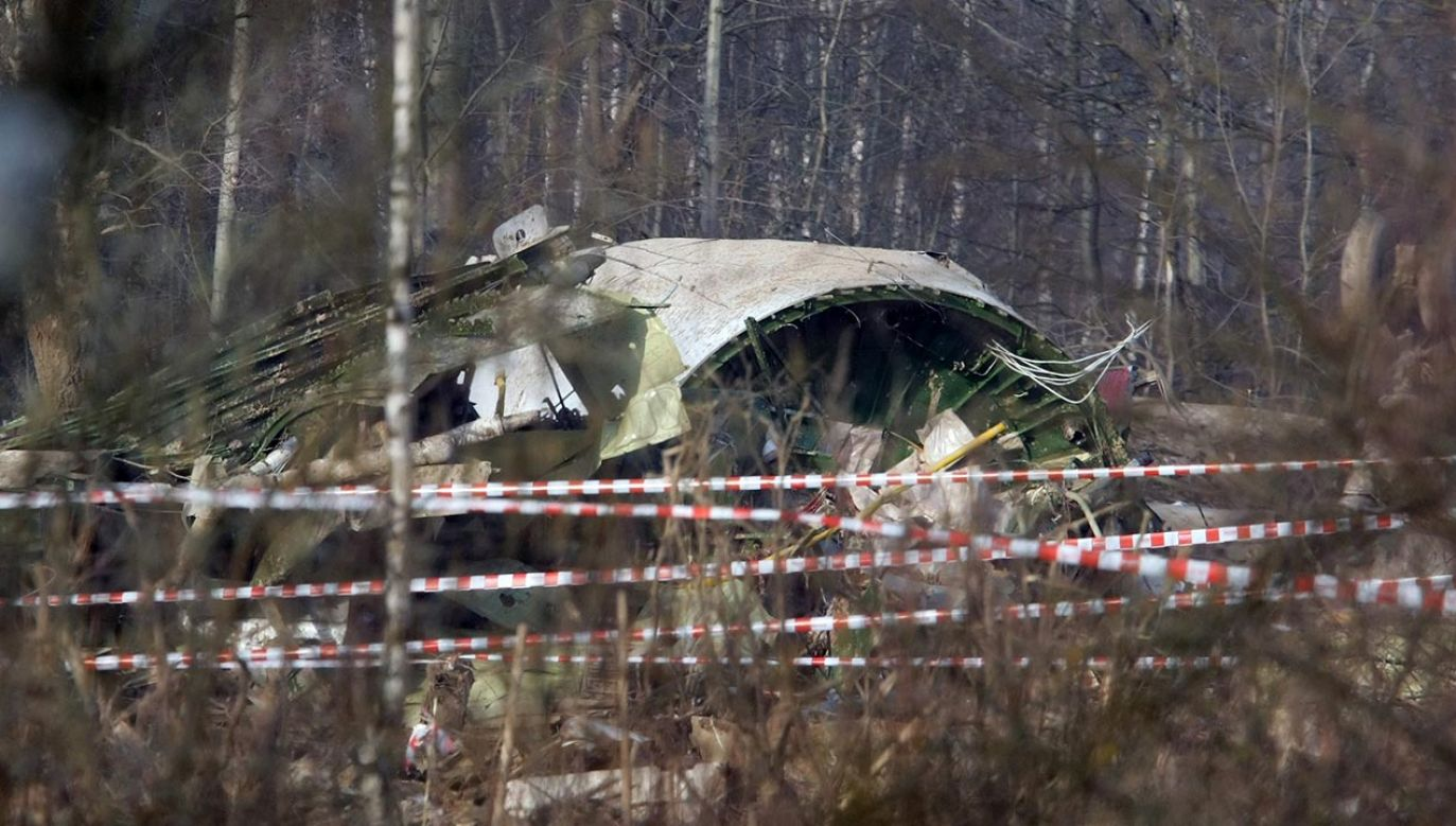 Kreml odnosi się negatywnie do zarzutów Polski dotyczących katastrofy samolotu 154M z 10 kwietnia 2010 roku pod Smoleńskiem (fot. PAP/EPA/SERGEI CHIRIKOV)