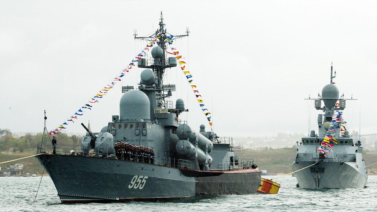 Zdaniem admirała następna prowokacja Rosji może mieć miejsce na Morzu Czarnym (fot. Sergei Malgavko\TASS via Getty Images)