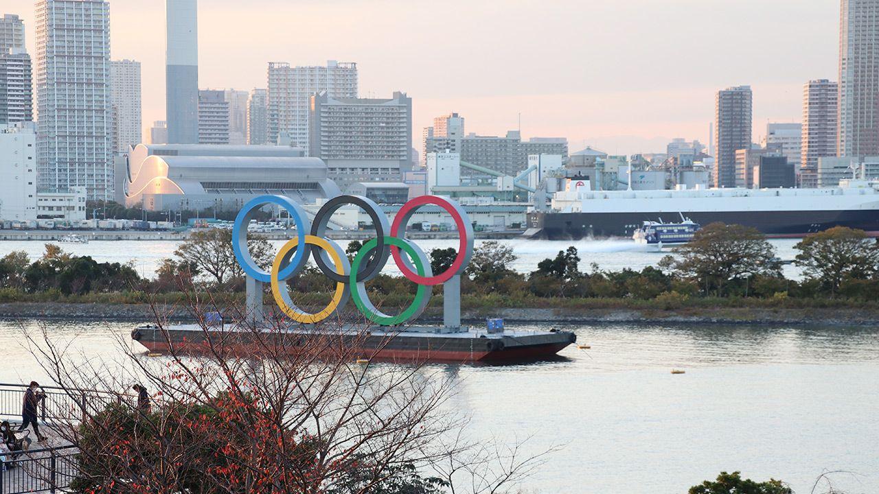 Pierwotnie igrzyska w Tokio miały odbyć się w sierpniu zeszłego roku (fot. Ahmet Furkan Mercan/Anadolu Agency via Getty Images)
