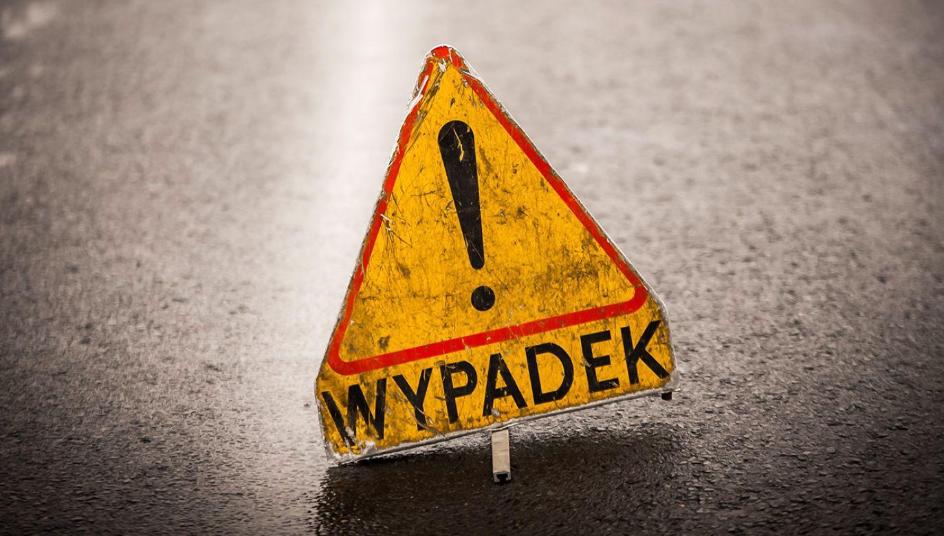Informację o wypadku otrzymaliśmy od czytelnika na adres: twoje@tvp.info (fot. arch. PAP/Tytus Żmijewski)
