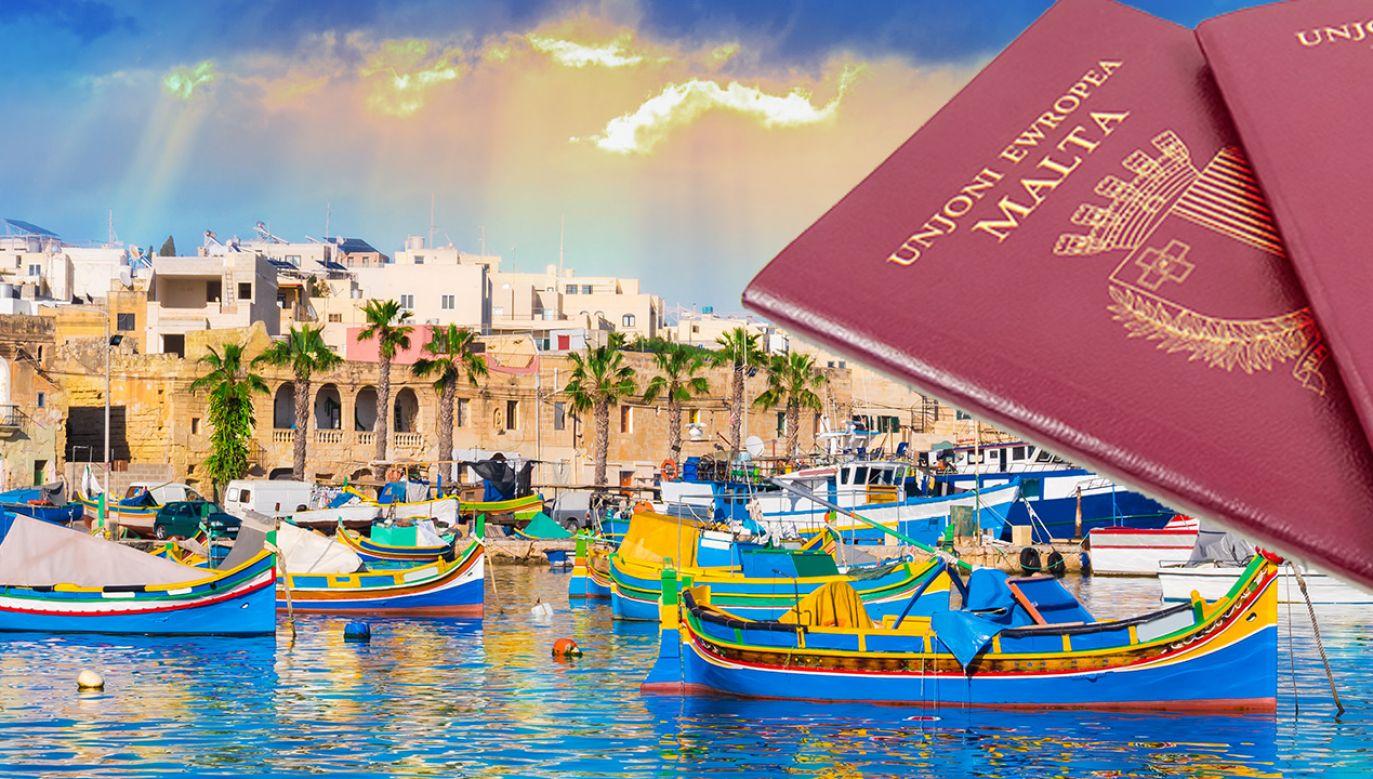 Paszport republiki Malty umożliwia swobodne podróżowanie po Unii Europejskiej (fot. Shutterstock)