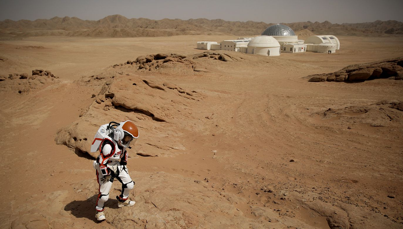 Przed zwiedzaniem konieczne jest specjalne szkolenie (fot. REUTERS/Thomas Peter)