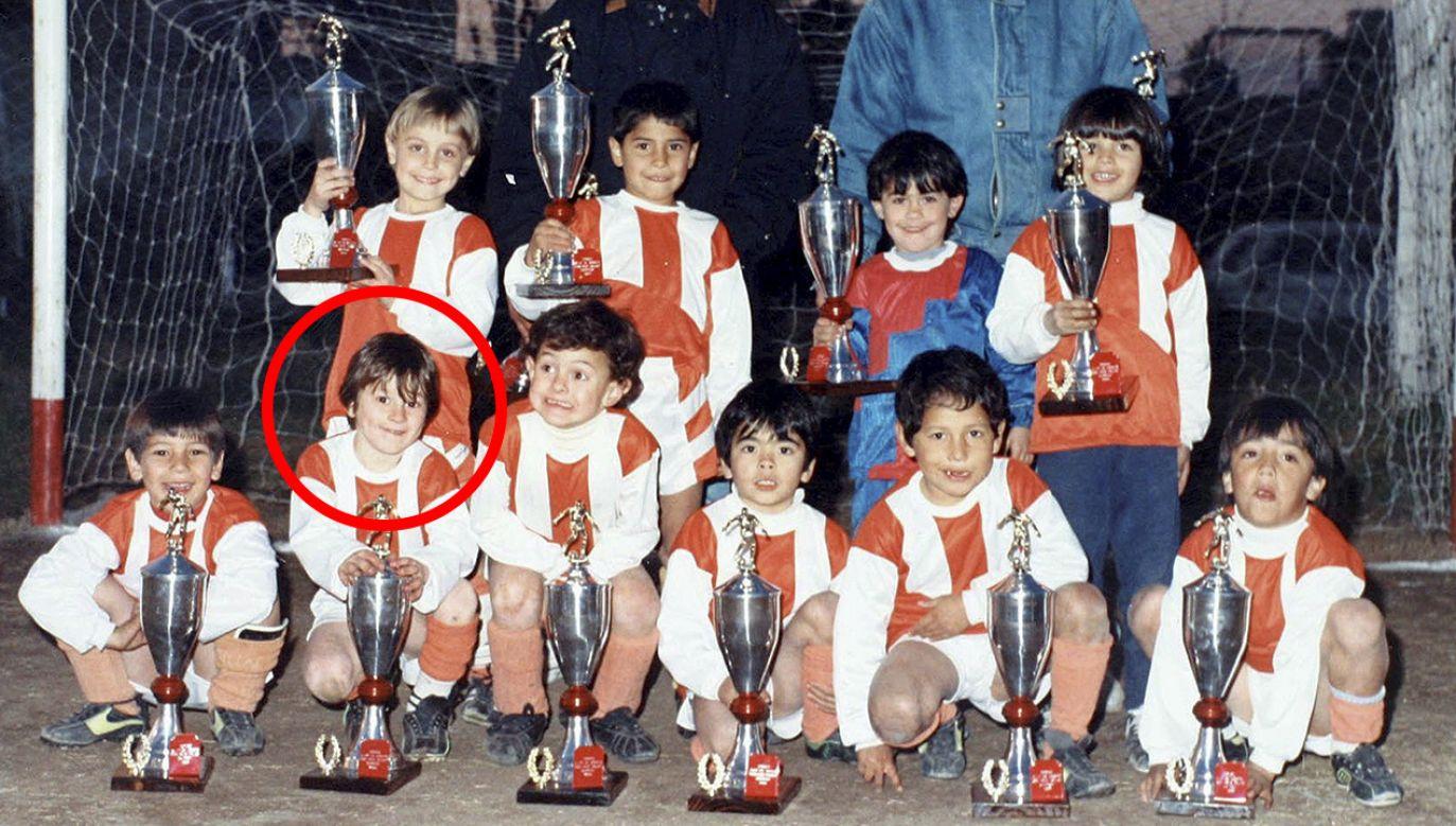 W klubie z Rosario Messi zaczynał karierę. Teraz można wyruszyć na wycieczkę jego śladami. (fot. arch.PAP/picture-alliance/dpa)