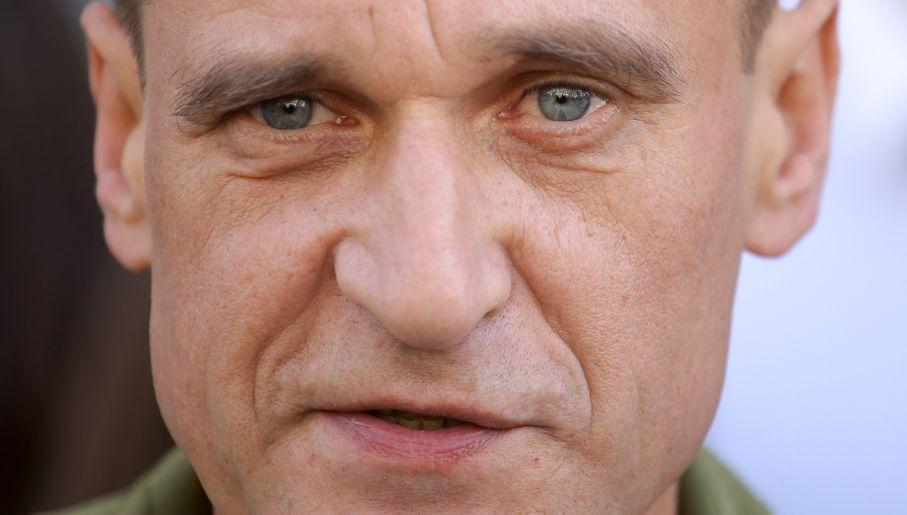 Paweł Kukiz zapowiada m.in. nową konstytucję (fot. PAP/Paweł Supernak)