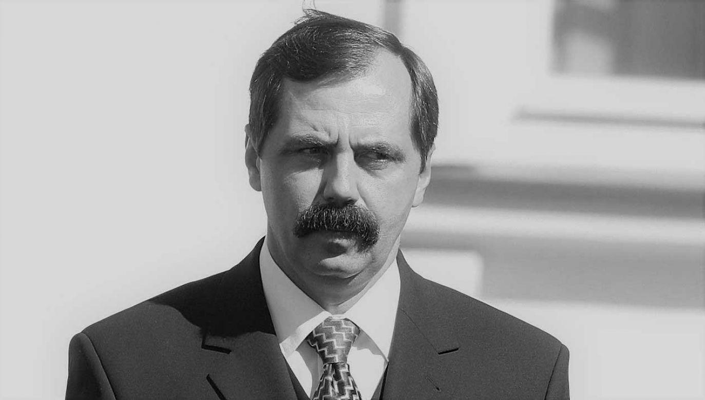 Gen. Nowek zmarł w wieku 59 lat (fot. TT/Agencja Wywiadu)