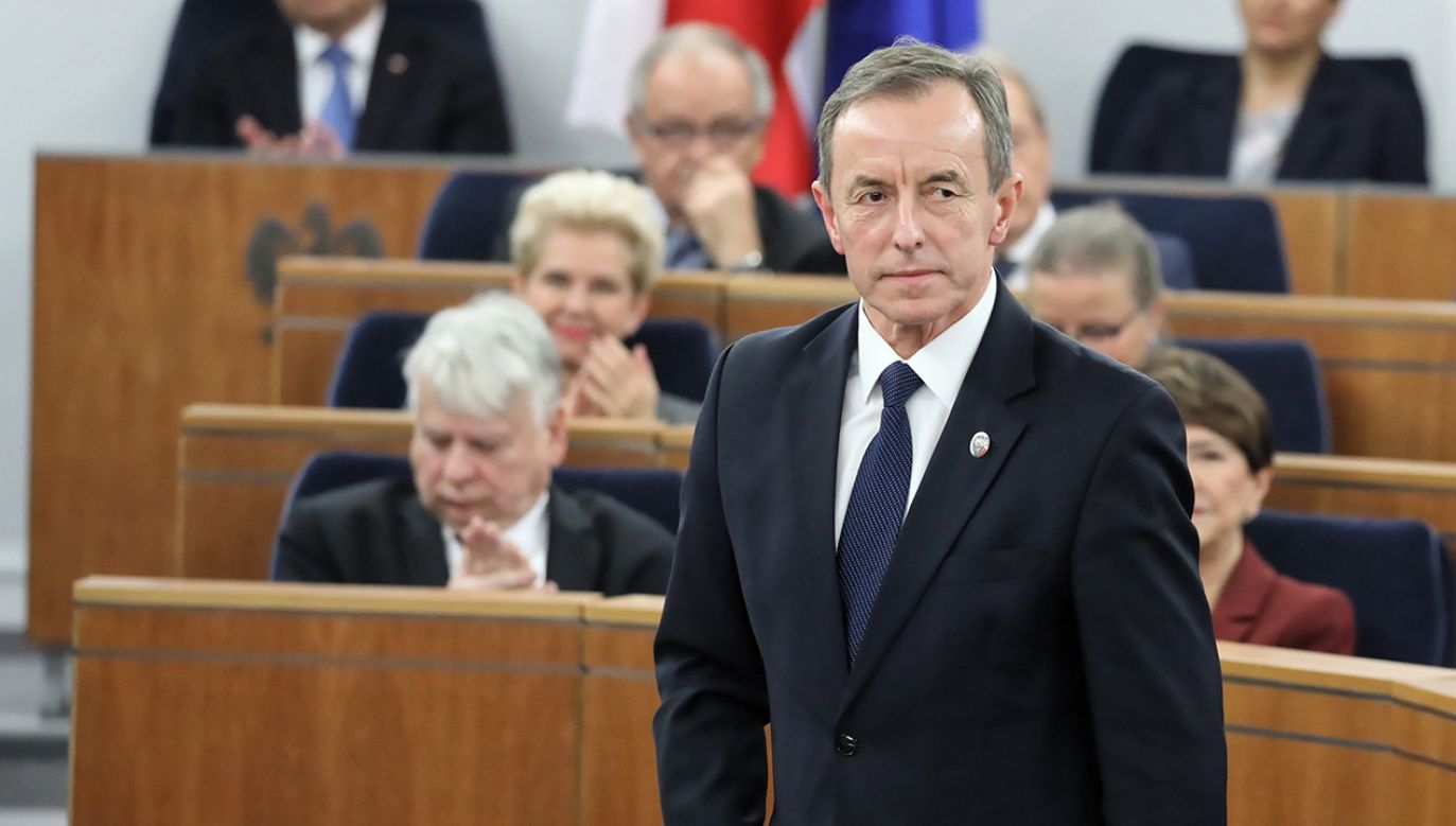 Grodzki stwierdził, że aborcja to tragedia (fot. PAP/Tomasz Gzell)