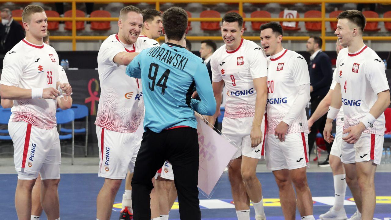 Polacy sąjednym z objawień tych mistrzostw (fot. PAP/EPA)
