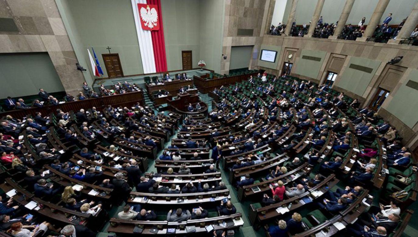 O zawetowanie nowelizacji zaapelowali w ostatnich dniach do prezydenta politycy opozycji  (fot. P. Tracz/KPRM)