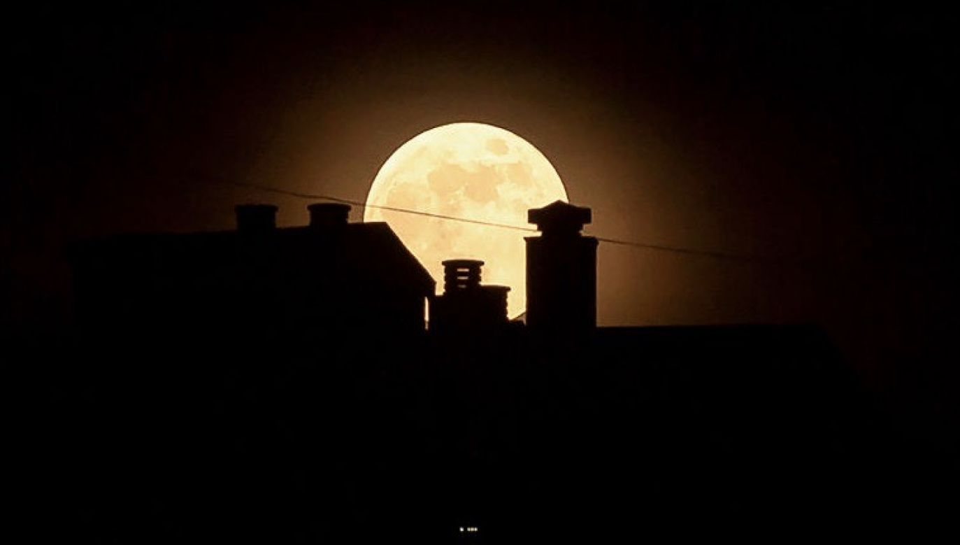 Zjawisko będzie widoczne w Polsce (fot. Jesus Merida/SOPA Images/LightRocket via Getty Images)