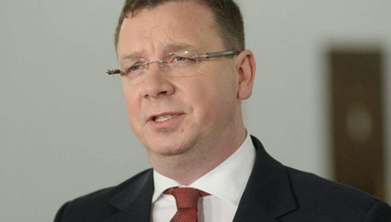 Wiceminister odniósł się do sobotniego wpisu na Twitterze komisarz Dunji Mijatović (fot. twitter.com)