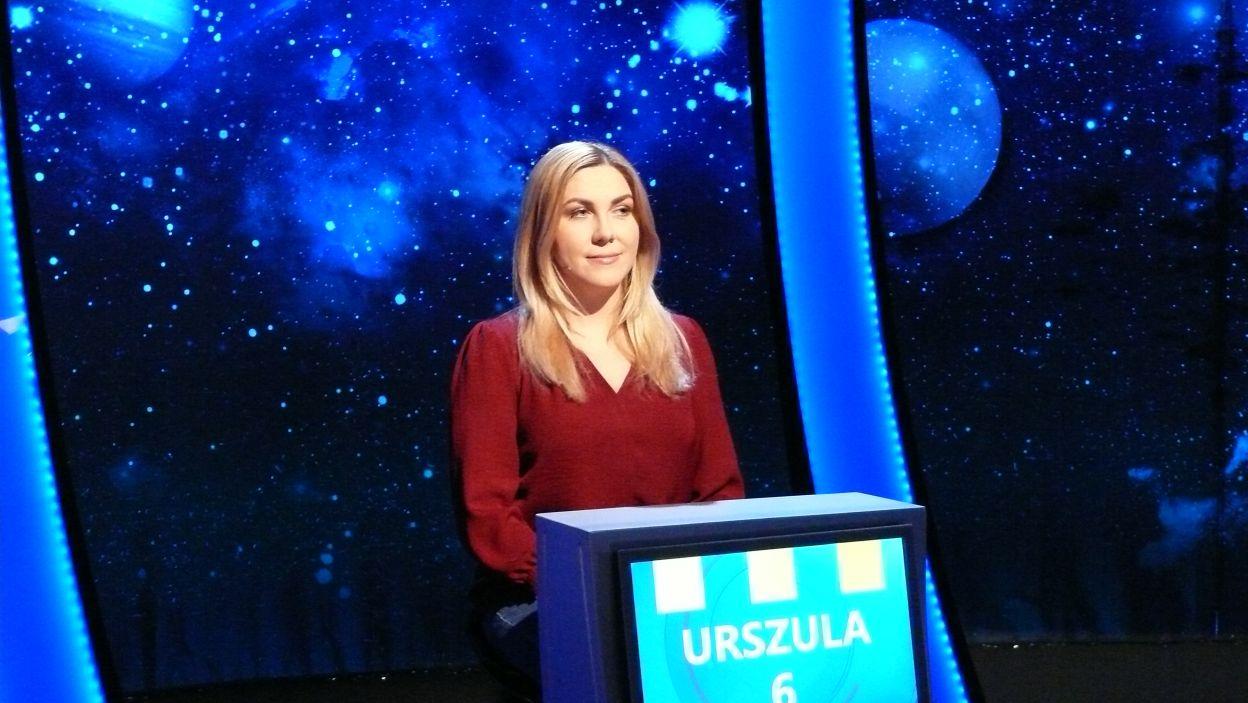 Pani Urszula wyosowała 6 stanowisko gry