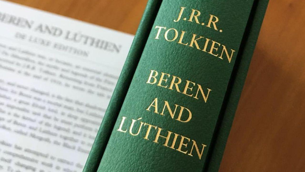 44 lata po śmierci autora wychodzi nowa książka Tolkiena (fot. fb/Tolkien Books)