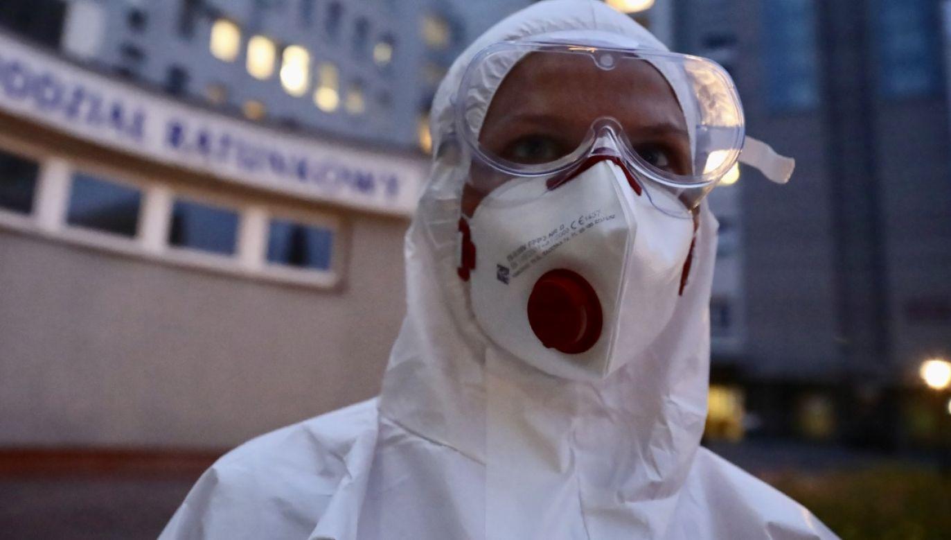 Z tego powodu niektóre wydziały obsługujące petentów nie pracują (fot. PAP/Leszek Szymański, zdjęcie ilustracyjne)
