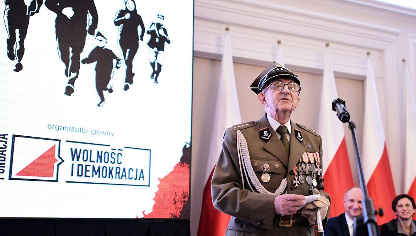"""Według organizatorów, w biegu """"Tropem Wilczym"""" może wziąć udział 75 tysięcy osób (fot. arch. PAP/Marcin Obara)"""