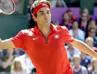 Roger Federer ambitnie walczył z Andym Murrayem (fot. PAP/EPA)
