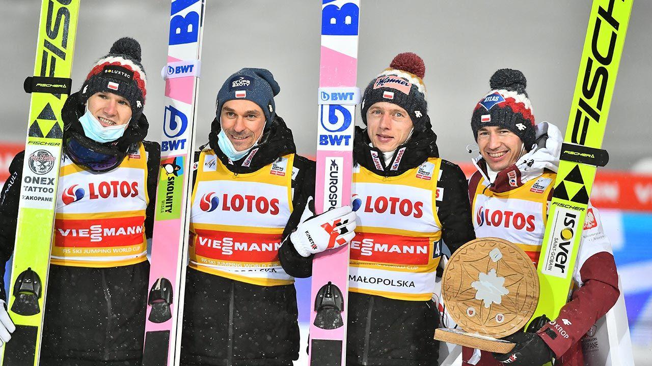Konkurs odbywa się w Zakopanem po raz 50. (fot. PAP/Andrzej Lange)