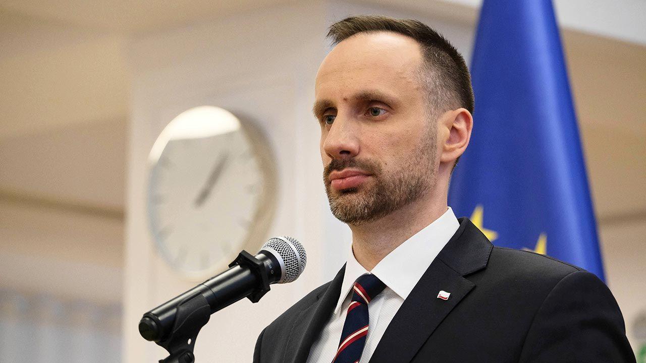 Janusz Kowalski staci stanowisko w rządzie (fot. PAP/Mateusz Marek)