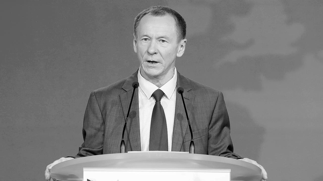Michał Marusik urodził się w 1951 roku w Skrzynkach (fot. PAP/EPA/SEBASTIEN NOGIER)