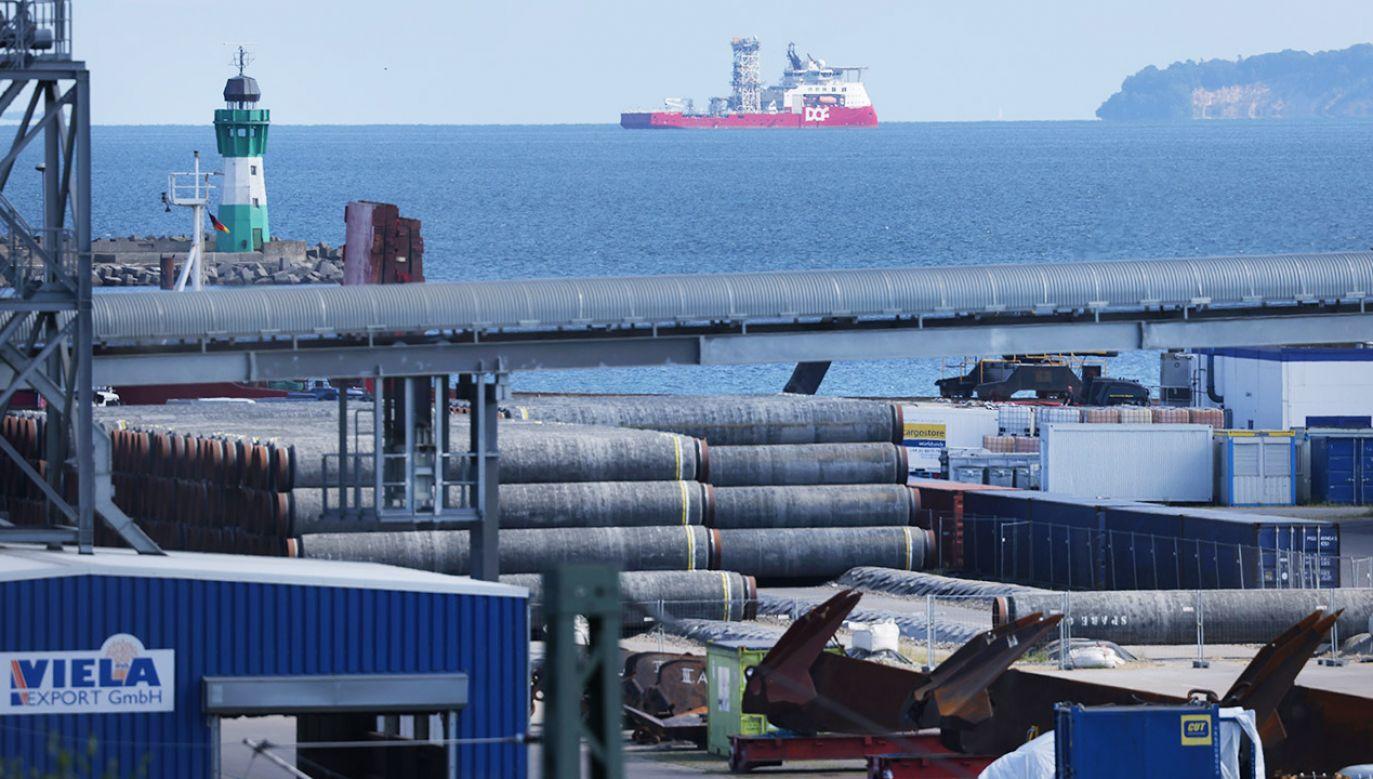 Atlantic Council dostrzega wpływ polityki Władimira Putina na ceny gazu w Europie (fot. Sean Gallup/Getty Images)