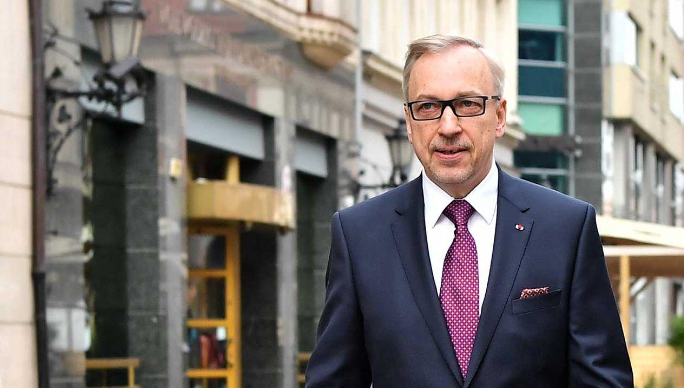 Na sejmowych korytarzach słychać, że przyszły senator Bogdan Zdrojewski może zastąpić szefa PO Grzegorza Schetynę. (fot. arch.  PAP/Maciej Kulczyński)