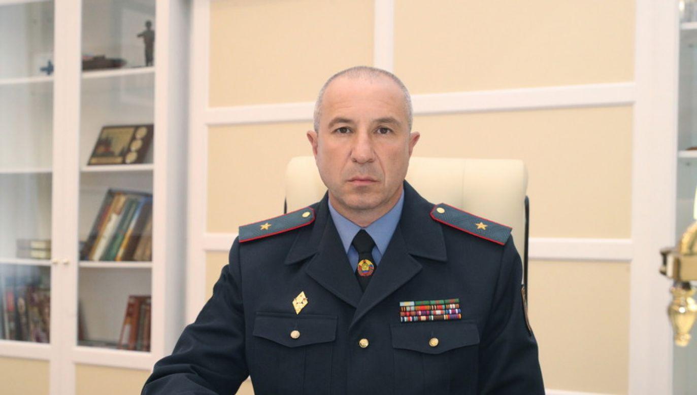 Powinniśmy szybciej zwalniać zatrzymanych i już zaczęliśmy to robić - zapewnił (fot. belsat.eu)