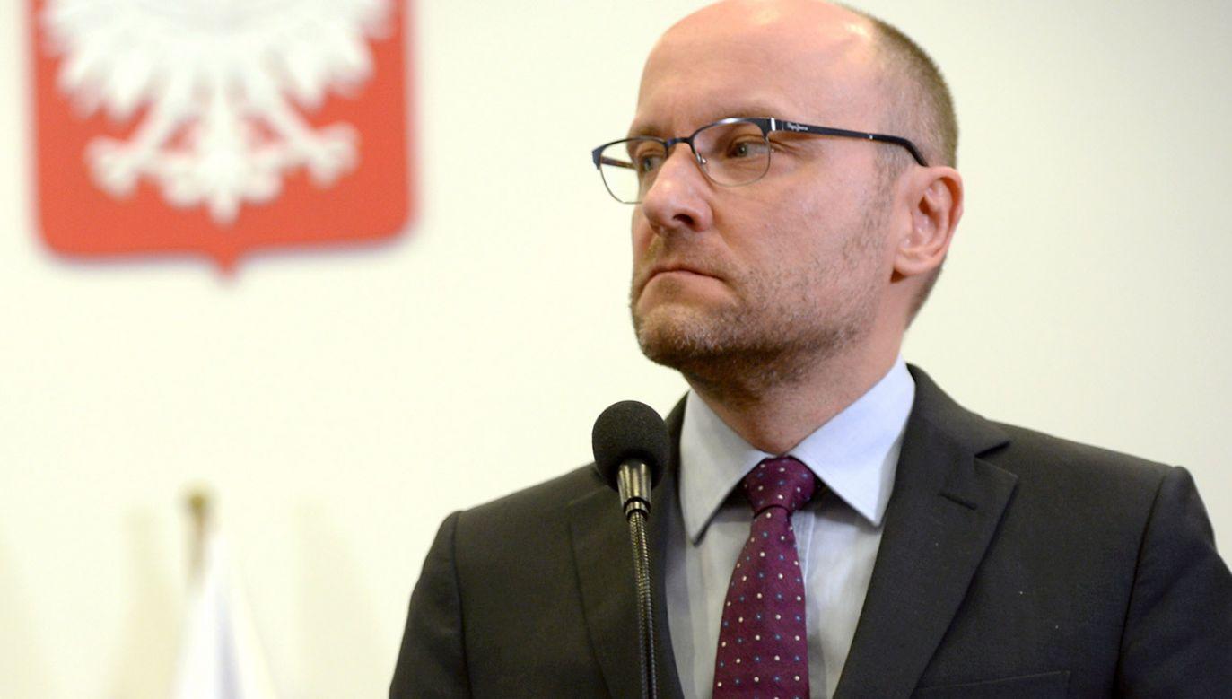 Sędzia zadał pytania po orzeczeniu TSUE z listopada 2019 roku (fot. arch.PAP/Jacek Turczyk)