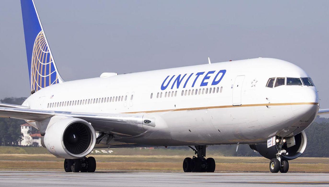 Nastolatek wysłał zdjęcie atrapy broni pasażerom samolotu (fot. Shutterstock/ Matheus Obs, zdjęcie ilustracyjne)
