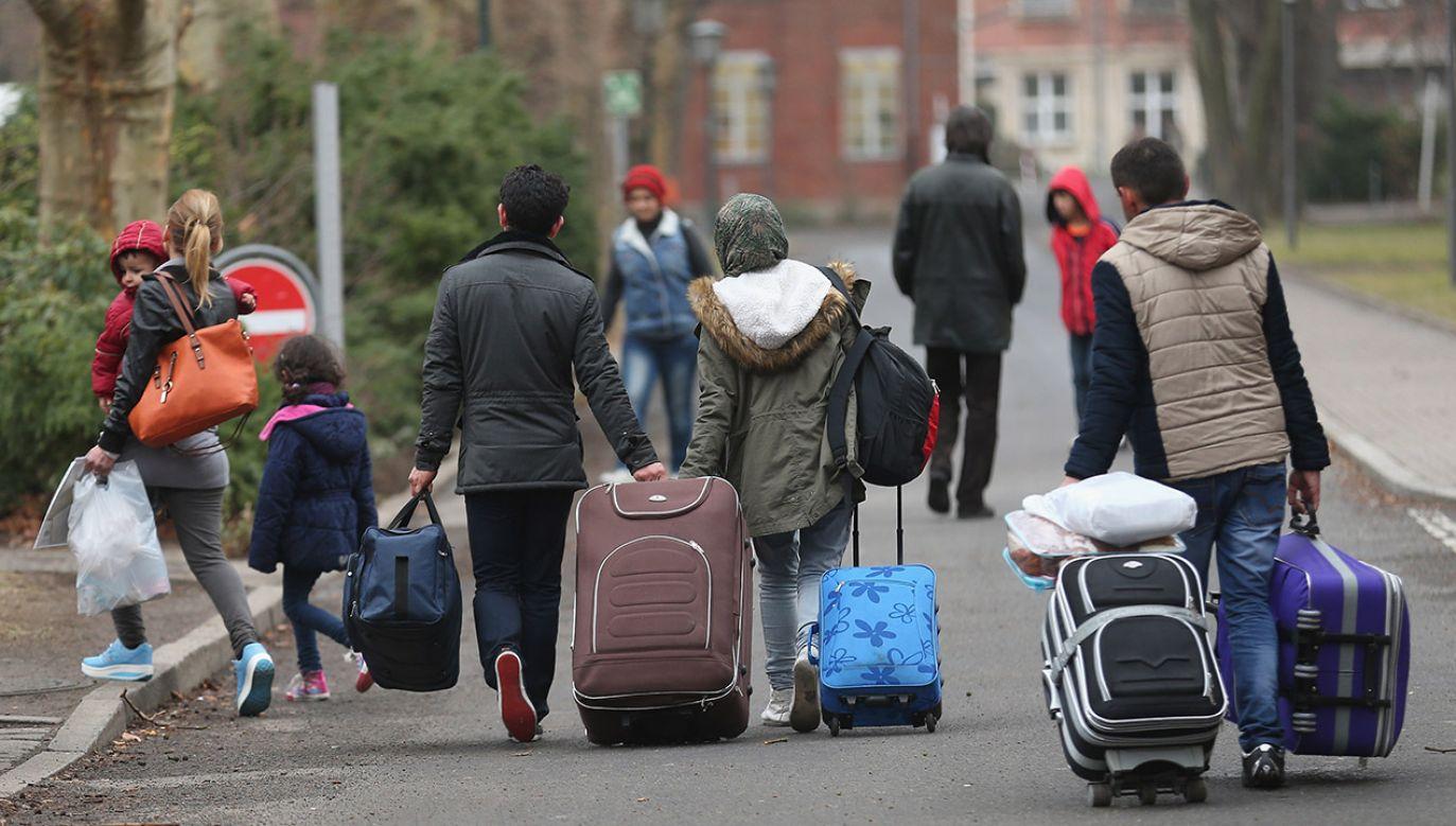 """Bezrobocie i przestępczość w duńskich """"gettach"""" są wyższe niż w pozostałych częściach kraju (fot. Sean Gallup/Getty Images, zdjęcie ilustracyjne)"""
