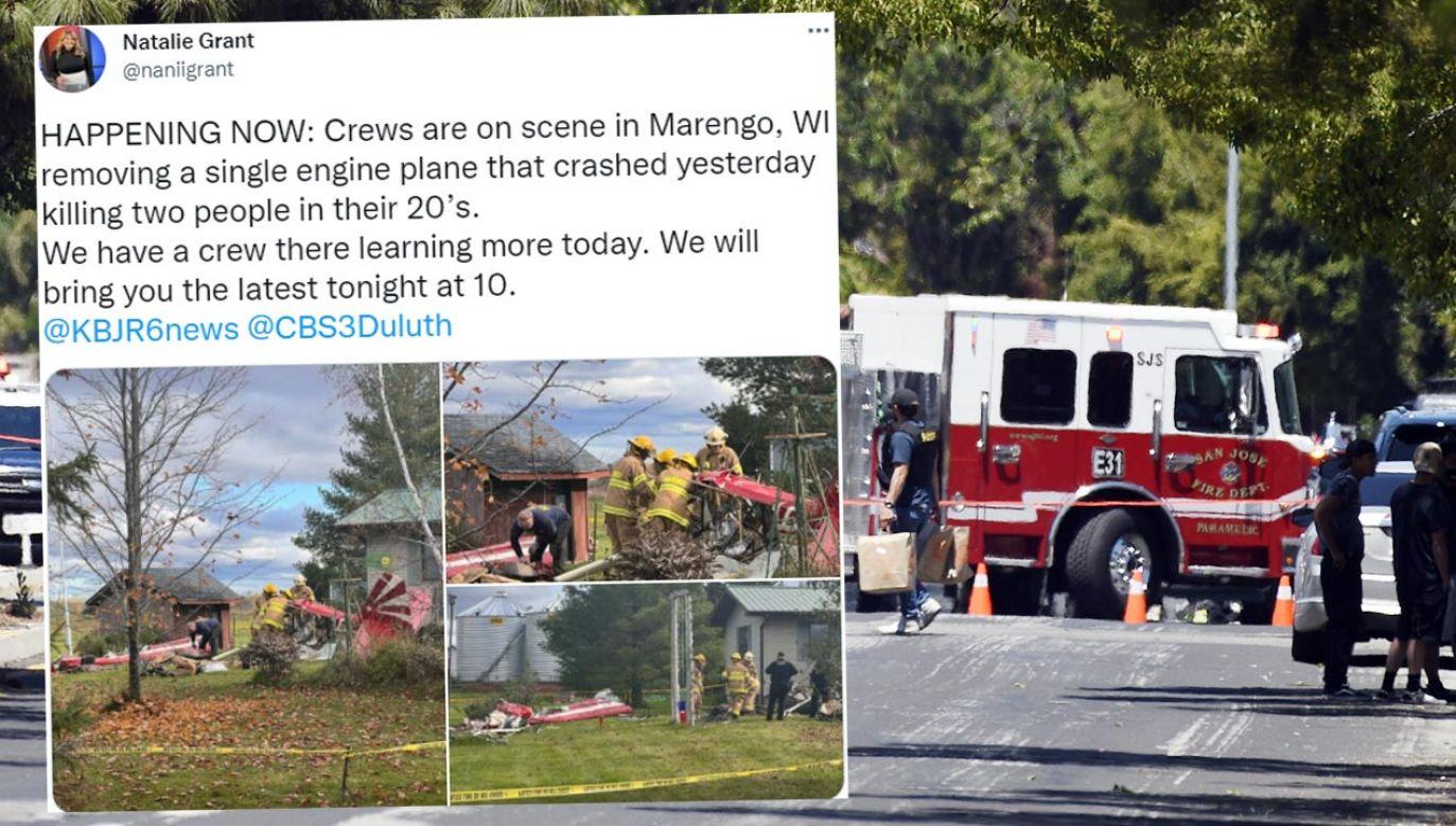 Władze prowadzą śledztwo w sprawie wypadku (fot. Waters/Anadolu Agency via Getty Images/Zdjęcie ilustracyjne)