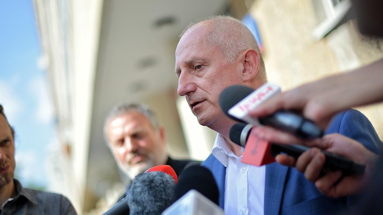 Sławomir Neumann (fot. PAP/Marcin Obara)